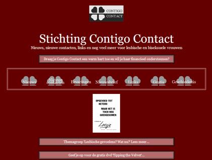 website contigo contact
