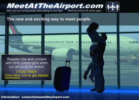 airport datingsite