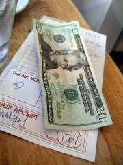rekening restaurant
