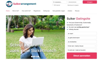 suikerarrangement website